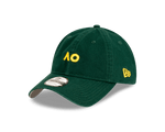 New Era Cap Small Logo - Green