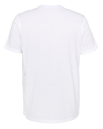 T-Shirt Embroidery Logo - White