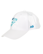 Cap Text White