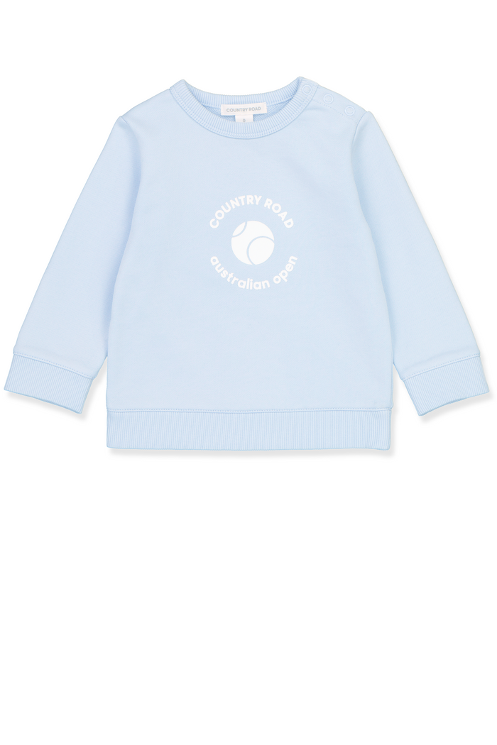 Jumper Baby AO Country Road Blue