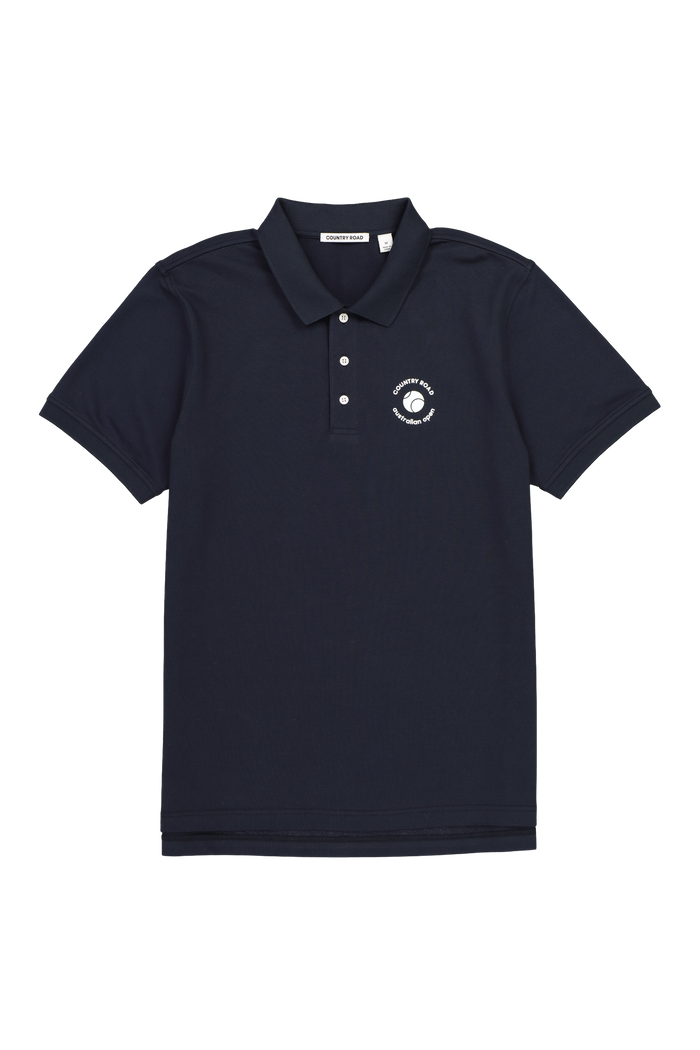 Polo AO Country Road Navy