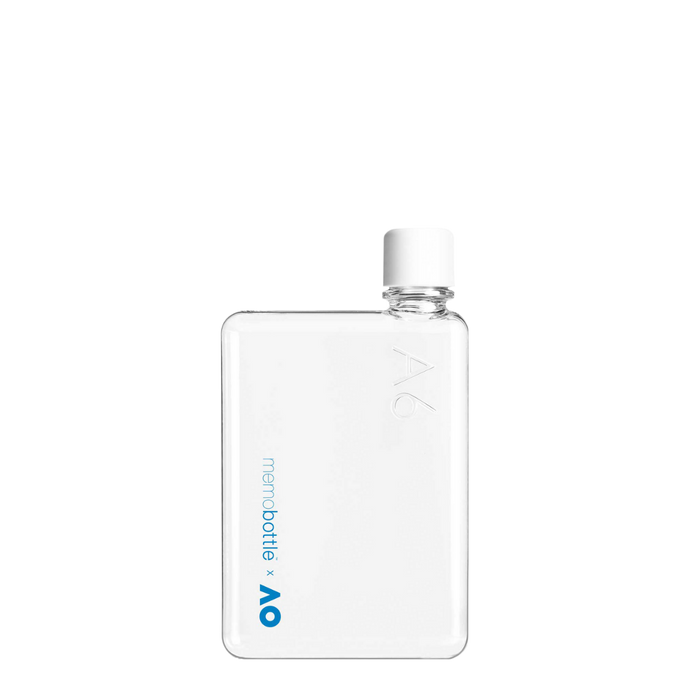 A6 memobottle 375ML