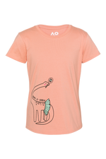 Girl's T-Shirt Animals