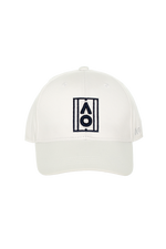 Cap Court Logo White