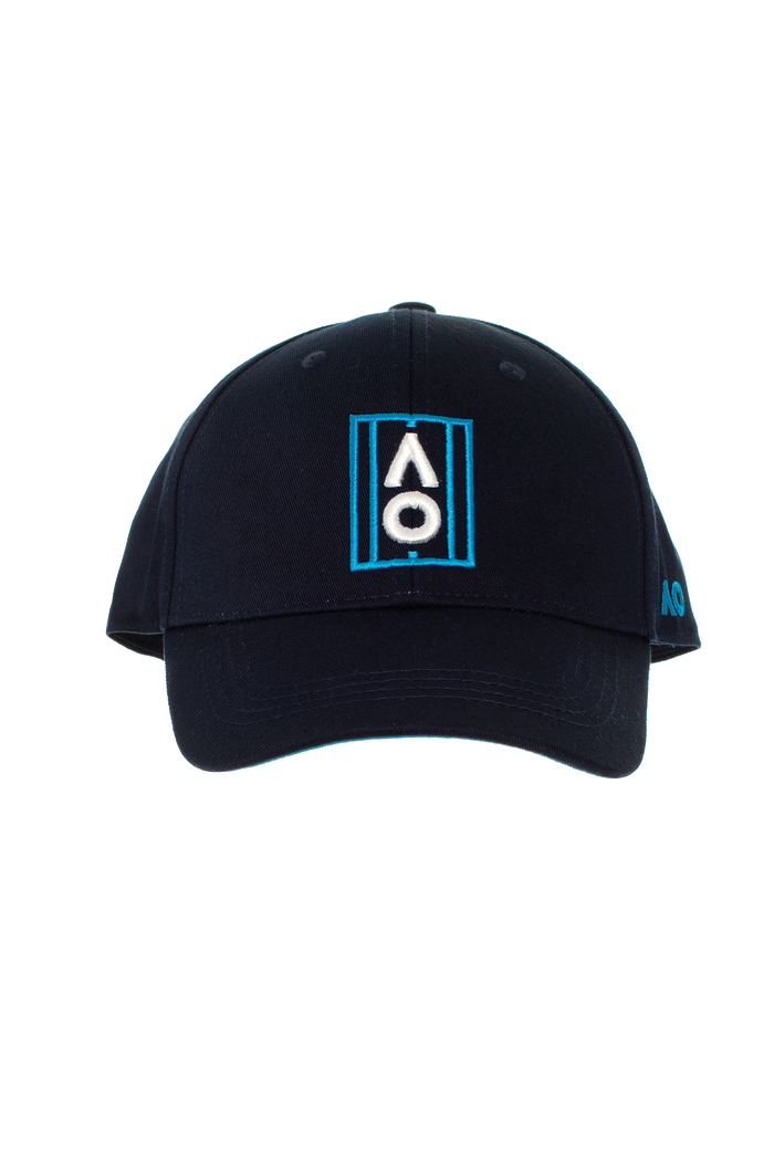 Cap Court Logo Navy