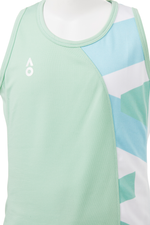 Girl's Tank Performance Mint
