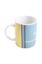 Mug Yellow Towel