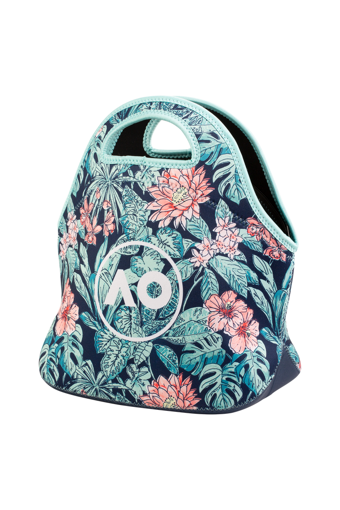 Neoprene Cooler Bag Flower
