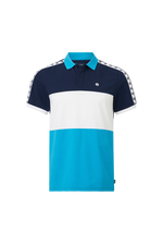 Polo Heritage Blue Collar