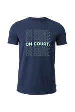 T-Shirt On Court Repetition