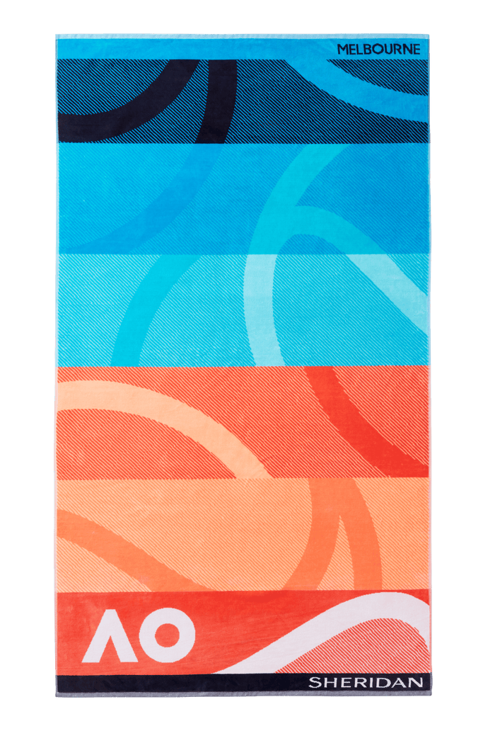 AO 2021 Beach Towel