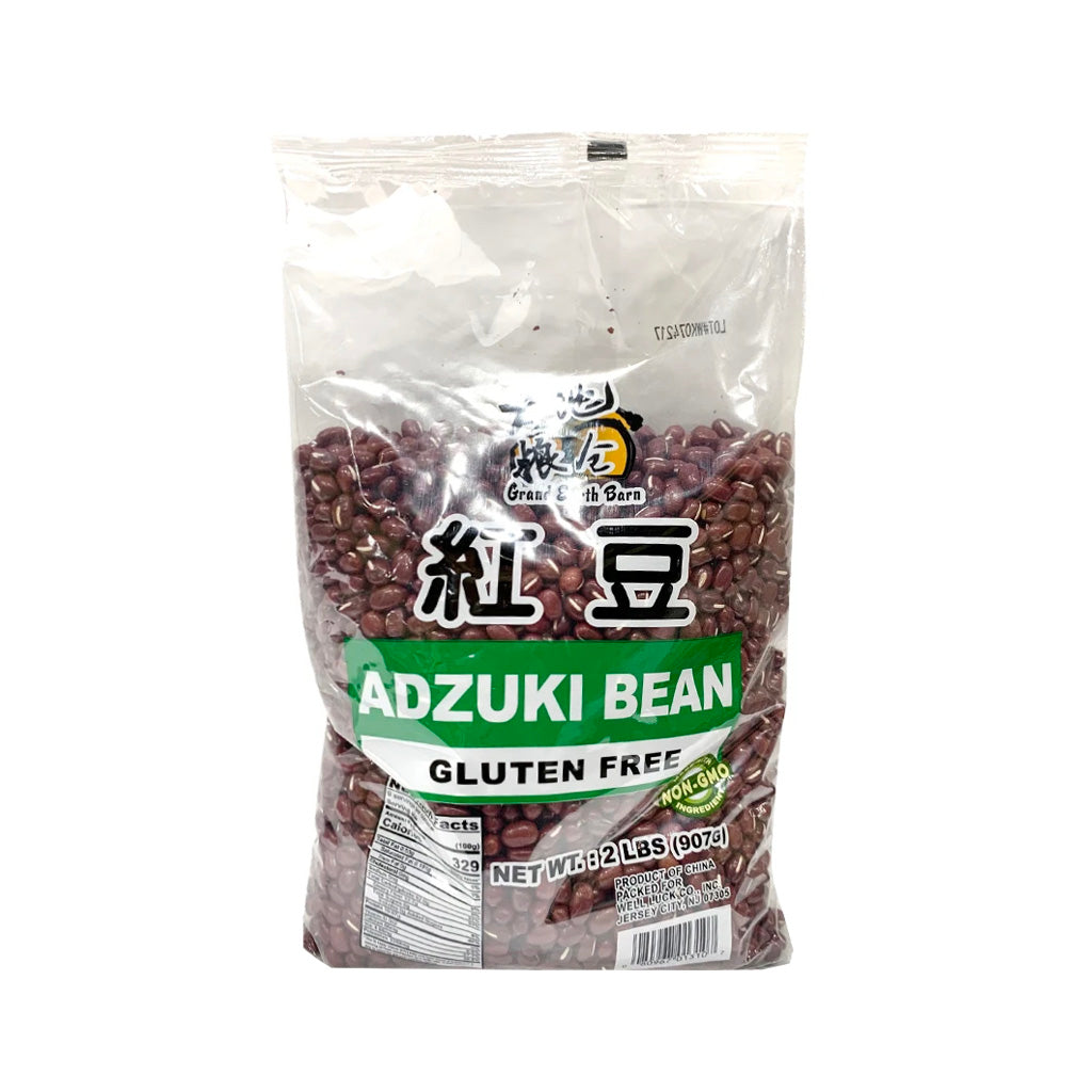 Grand Earth Barn Red Bean 大地糧倉紅豆 2LB
