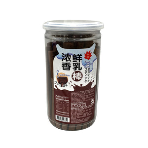 BISCUIT CHOCOLATE FLAVOR紅葉巧克力棒