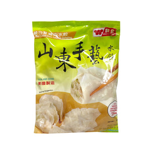 PORK & PICKLED NAPA DUMPLING味全山東手藝酸白菜豬肉水餃1lb(3包)