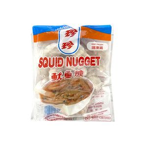 Jane Jane Squid Nugget 珍珍魷魚羹 7OZ