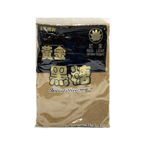 GOLDEN BROWN SUGAR 紅葉黄金黑糖 400G