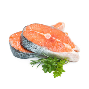 Salmon Steak 鮭魚排(0.9-1.0lb)
