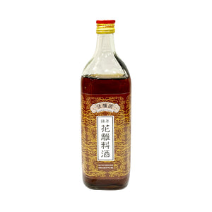 RICE COOKING WINE HUA-DEW 佳醸圜陳年花雕料酒 750ML