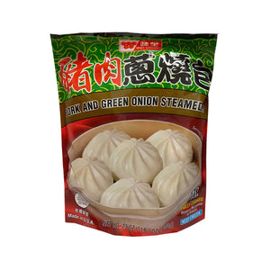 WEI_CHUAN PORK AND STEAME BUN 味全豬肉蔥燒包