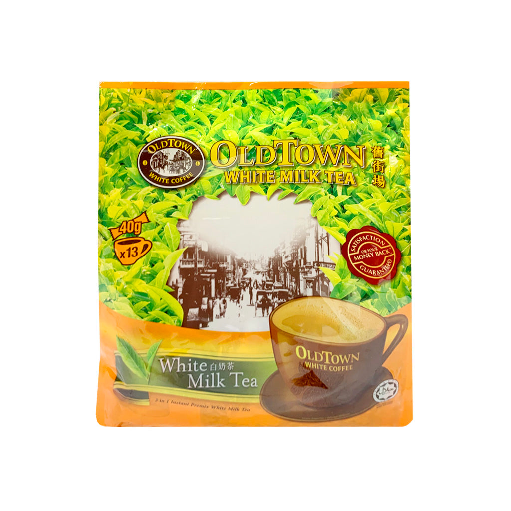 OLD TOWN 3 IN 1 MILK TEA 舊街場白奶茶520G
