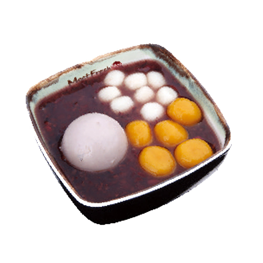 MEET FRESH 鮮芋仙【Our Signature Series】Cold Purple Rice Soup  Signature 冷招牌紫米粥