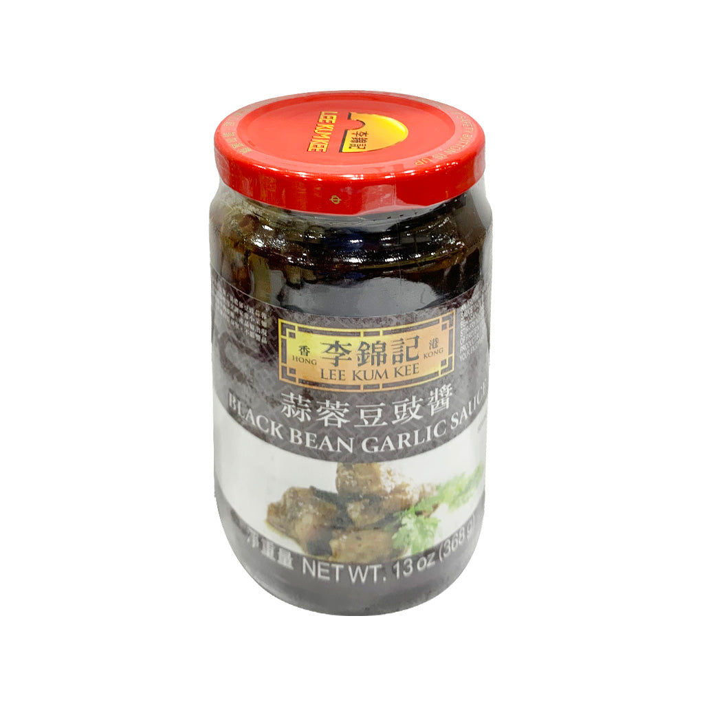 BLACK BEAN GARLIC SAUCE 蒜蓉豆豉醬