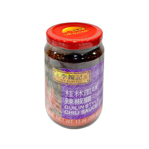 GUILIN CHILI SAUCE 桂林辣椒醬