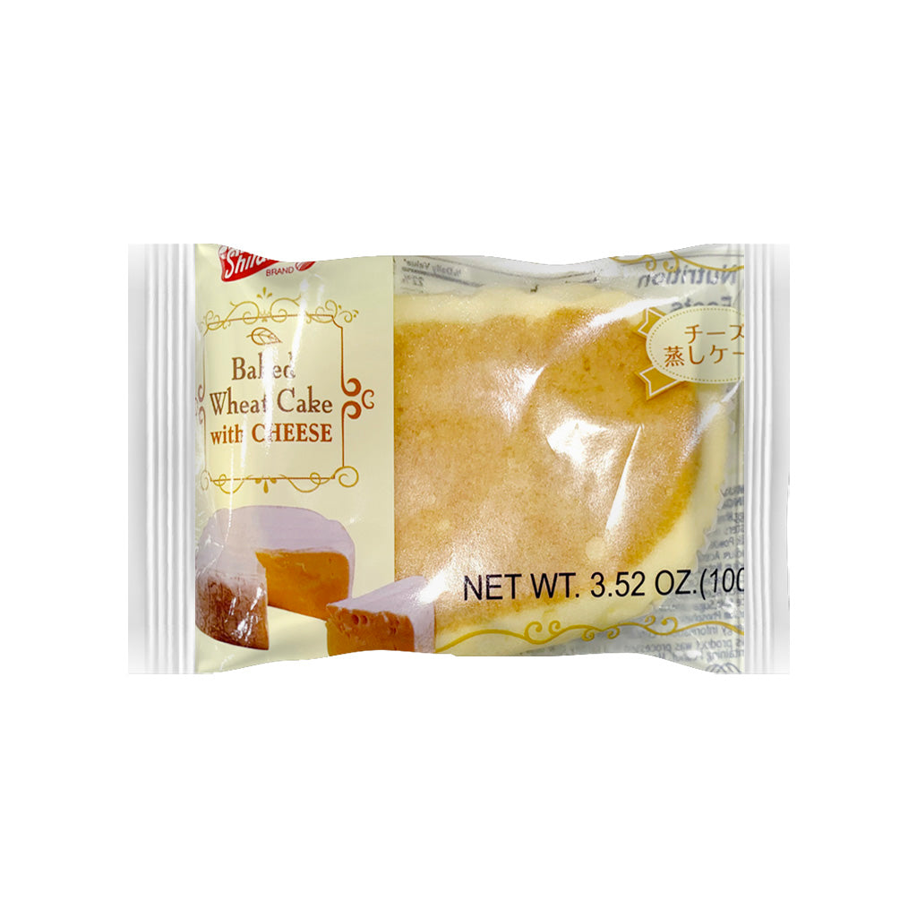 CHEESE MUSHI CAKE 起司蛋糕 96G