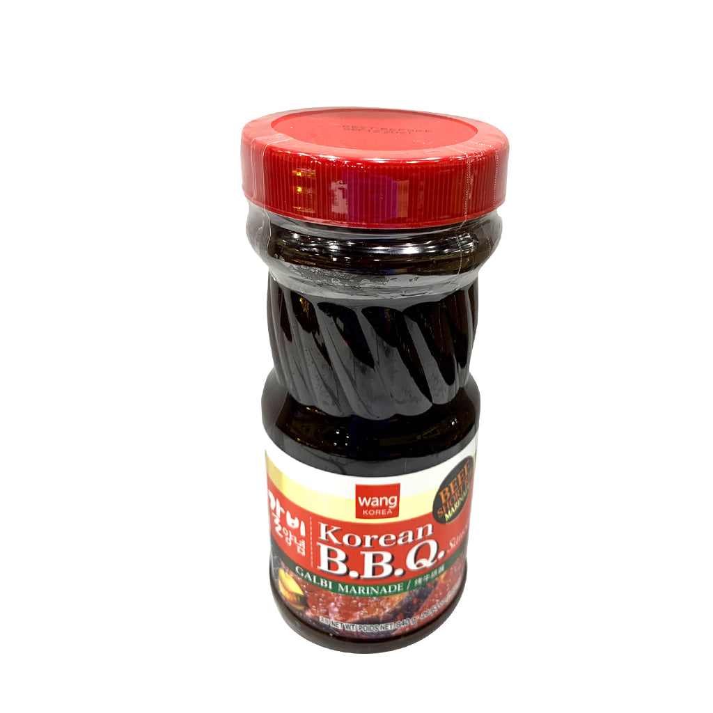 KOREAN BBQ SAUCE FOR SHORT RIB 韓國烤肉醬