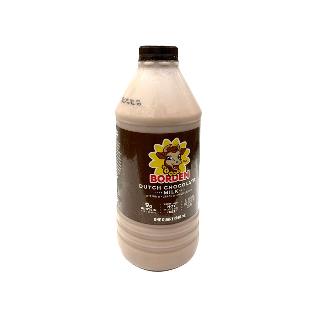 BORDEN-DUTCH CHOCOLATE MILK 巧克力牛奶 946ML