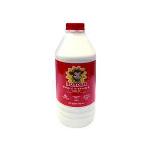 BORDEN-WHILE MILK 全脂牛奶 946ML