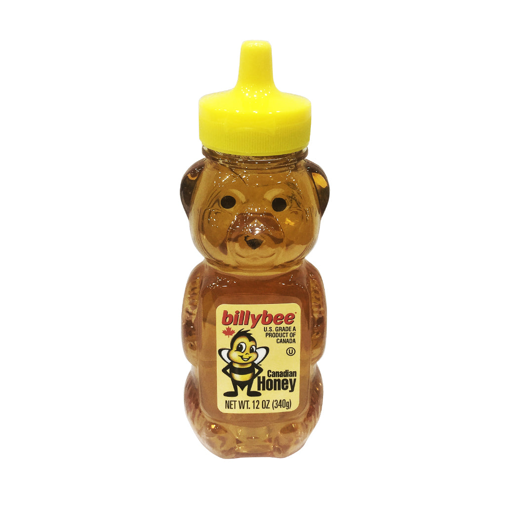 Billybee Canadian Honey 加拿大蜂蜜 12OZ