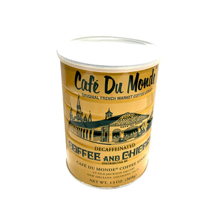 CAFE DU MONDECOFFEE AND CHICORY 13OZ 法式咖啡