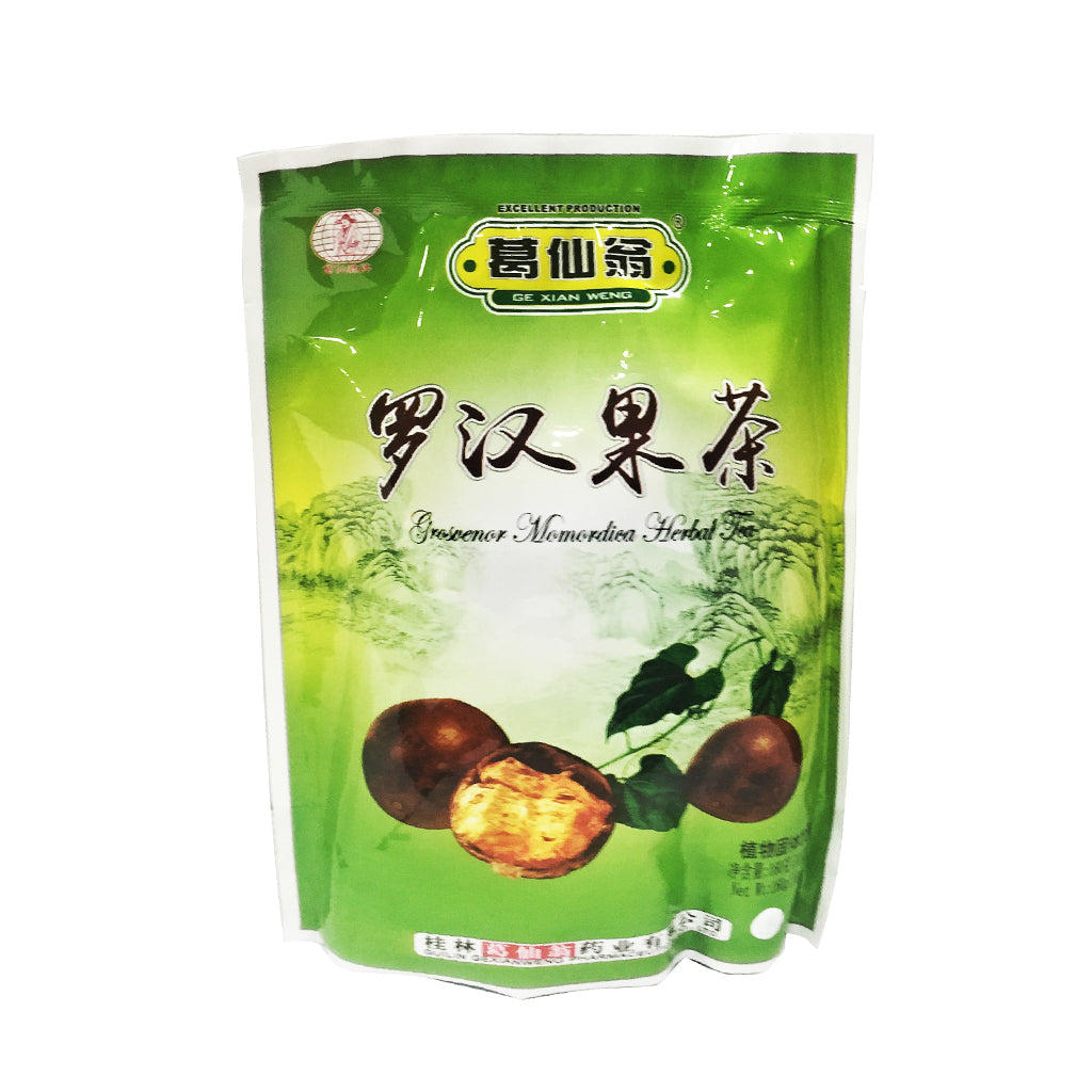Ge Xian Weng Siraitia Grosvenorii Herbal Tea 葛仙翁羅漢果茶