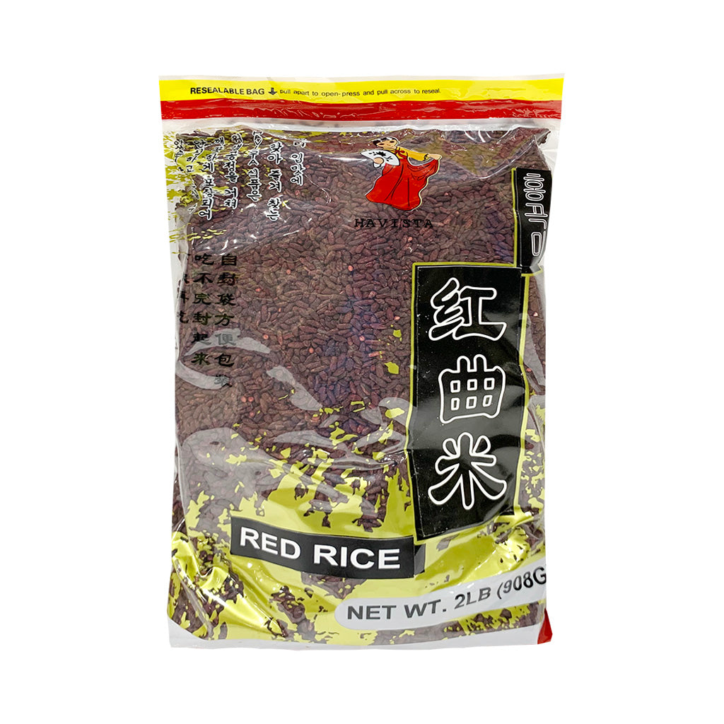 RED RICE 2LB 紅曲米