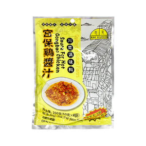 GONGBAO CHICKEN SEASONING 宮保雞酱汁
