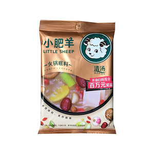 Little Sheep Hot Pot Soup Base小肥羊清湯火鍋底料