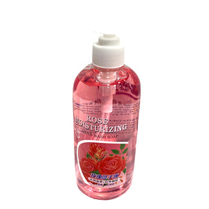 ROSE  HAND WASH SOAP 玫瑰洗手液