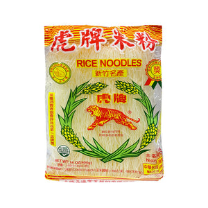 Tiger Rice Noodle 虎牌新竹米粉 14OZ