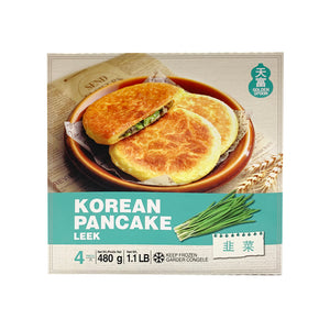 Golden Spoon Korean Leek Pancake 天富韭菜煎餅 1.1LB