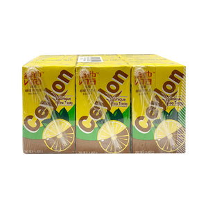 Vita Ceylon Unique Lemon Teas 維他蜂蜜檸檬茶  250ML*6