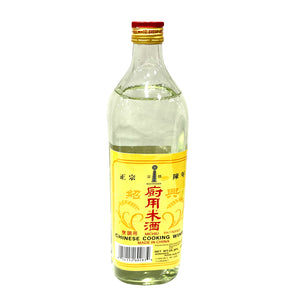 SHAO XING RICE COOKING WINE 富塔 紹興廚用米酒