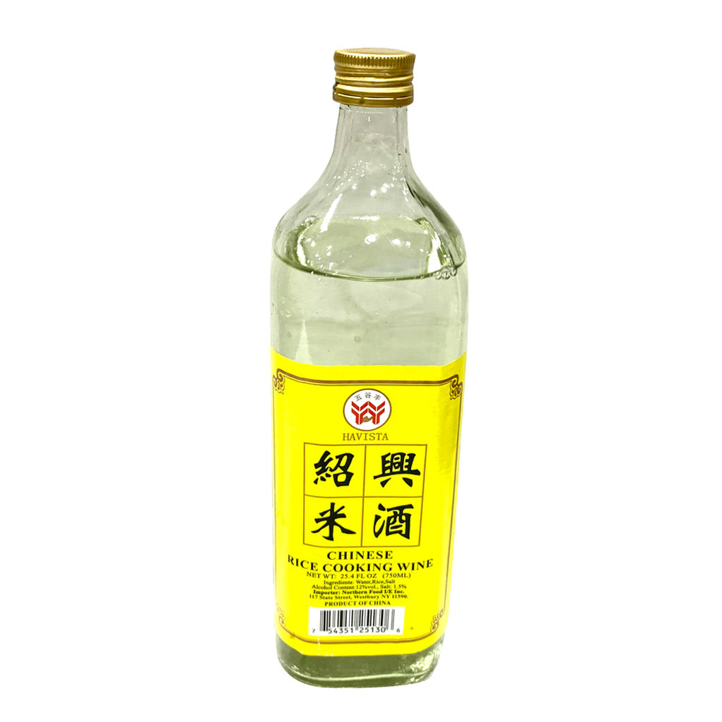 CHINESE RICE COOKING WINE 五谷豐 紹興米酒