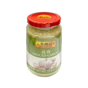 MINCED GARLIC  蒜蓉
