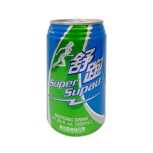 SUPAU SPORTS DRINK 舒跑運動飲料 335ML