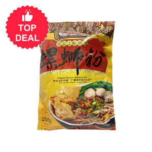 BAKING DRIED RICE NOODLES - 螺霸王螺螄粉 280G (3包)