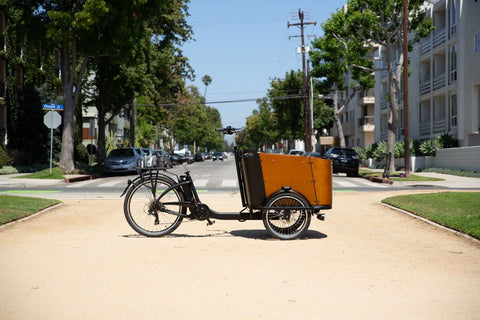 The Unexpected Cycling Benefits That Resulted From 2020 | Ferla Family - Cargo Bikes
