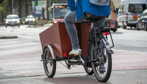 Bakfiets Vs Longtail