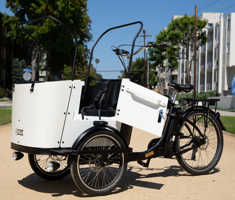 Ferla Cargo Bike for people with special needs