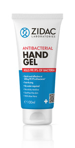 70% Alcohol Hand Sanitiser Gel 100ml Tube, Box of 12pcs